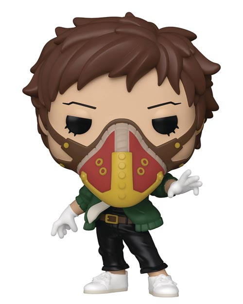Pop Animation My Hero Academia Kai Chisaki (Overhaul) Vinyl Figure