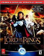 Lord of the Rings: Return of the King Official Strategy Guide