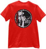 Cowboy Bebop Spike Spiegel Logo T-Shirt LG
