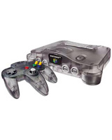 Nintendo 64 Funtastic Series Smoke Grey Edition System Trade-In
