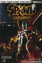 Spawn Armageddon BradyGames Official Strategy Guide