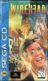Wirehead Sega CD