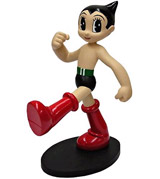Astroboy (Mighty Atom) Marching Resin Statue