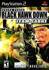 Delta Force Black Hawk Down: Team Sabre