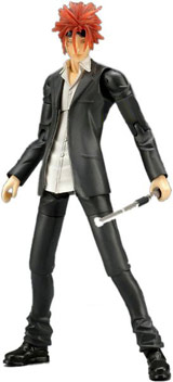 Final Fantasy VII Advent Children Play Arts Volume 2 Reno Action Figure