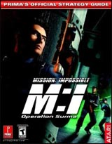 Mission Impossible: Operation Surma Official Guide Book