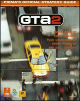 Grand Theft Auto 2 Official Strategy Guide Book