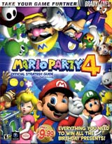 Mario Party 4 Official Strategy Guide