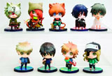 Chiral Mori Yupon Style One Coin Figure Set of 10