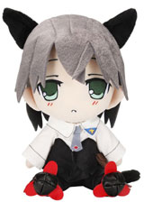 Strike Witches Sanya V. Litvyak Plush