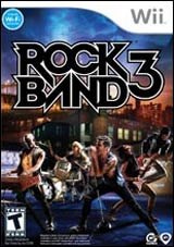 Rock Band 3 Game Only
