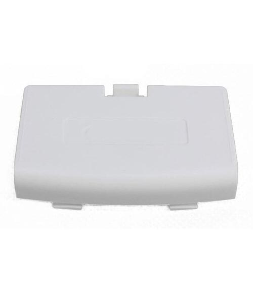 GameBoy Advance Replacement White Battery Cover