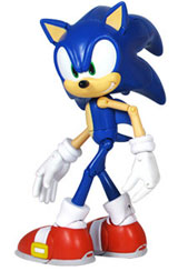 Sonic the Hedgehog 20th Anniversary Sonic Super Poser Action Figure