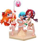 Neon Genesis Evangelion Petit Eva Summer Bikini C-Style Figures
