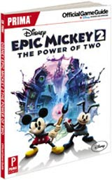 Epic Mickey 2: The Power of Two Official Guide