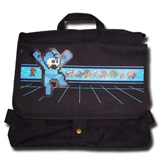 Mega Man 10 Jumping Boss Line Up Messenger Bag