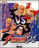 King of Fighters 94 Neo Geo AES
