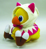 Final Fantasy Series Chocobo Plush