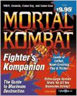Mortal Kombat Fighter's Kompanion