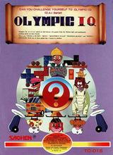 Olympic IQ / Sachen