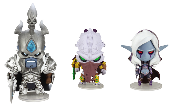 Blizzard Cute But Deadly Blind Box Vinyl Figures