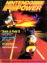 Nintendo Power Volume 3 Track & Field II