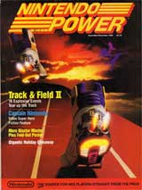 Nintendo Power Volume 3 Track & Field II