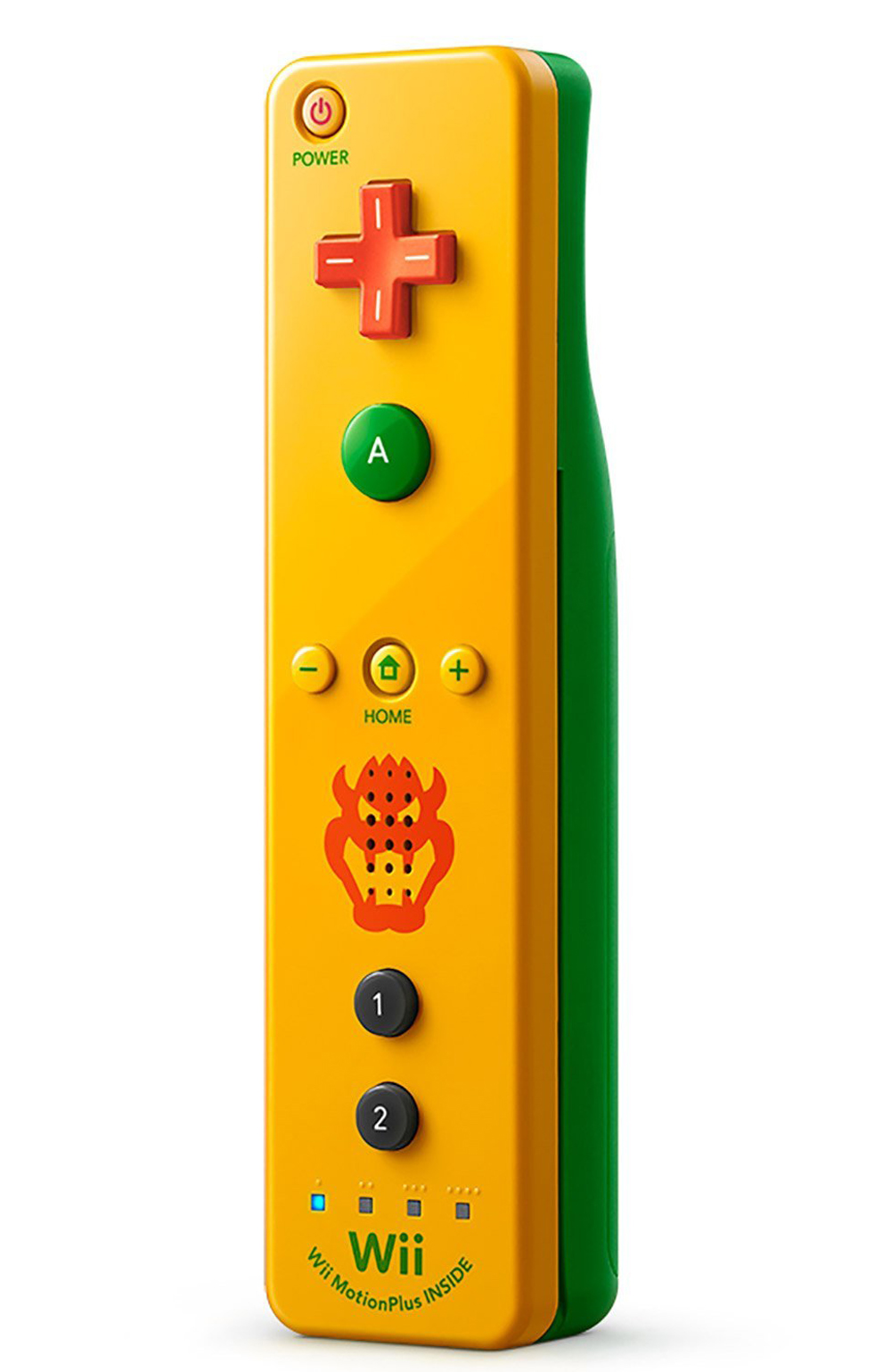 Nintendo Wii Remote Plus Bowser