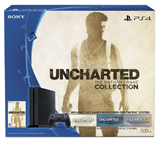 Sony Playstation 4 500GB Uncharted Collection Bundle