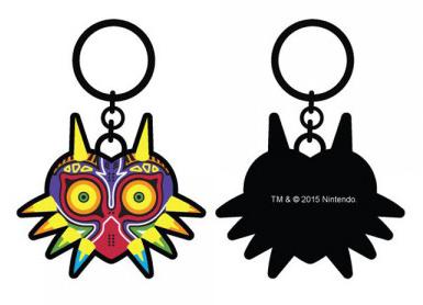 Zelda Majoras Mask Keychain