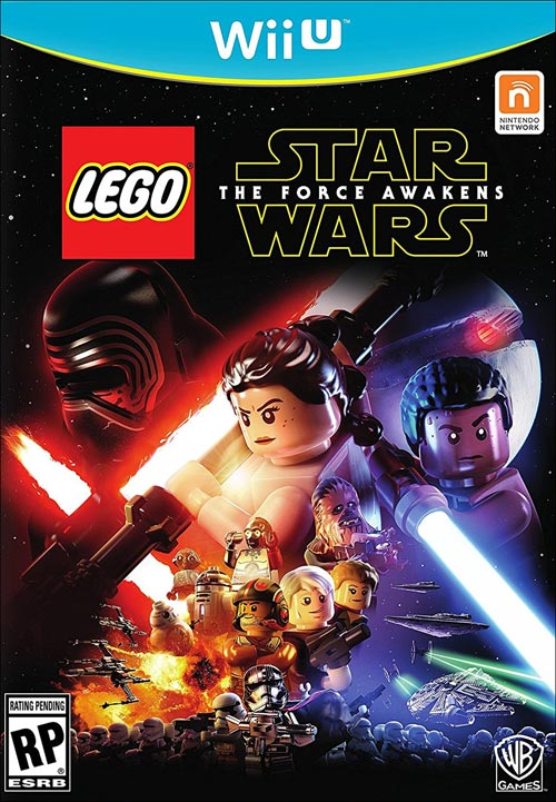 LEGO Star Wars: Force Awakens