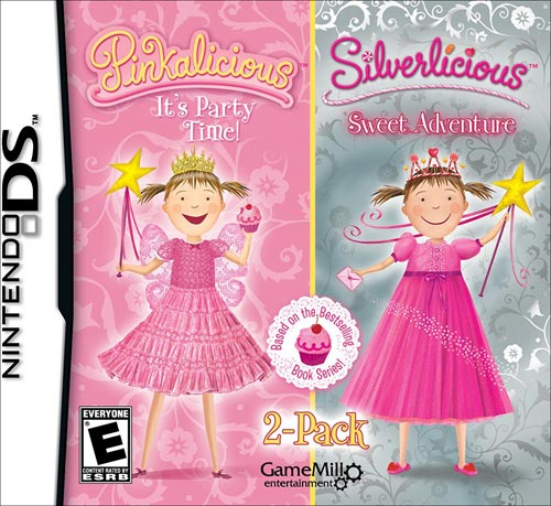 Pinkalicious: It's Party Time + Silverlicious: Sweet Adventure