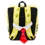Spongebob Squarepants Suit Up Backpack w/ Removable Tie