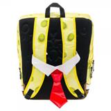 Spongebob Squarepants Suit Up Backpack w/ Removable Tie