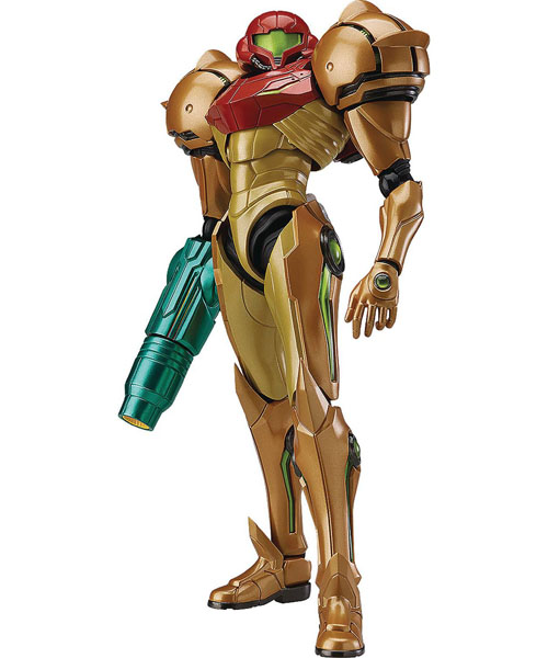 Metroid Prime 3 Corruption: Samus Aran Figma Action Figure
