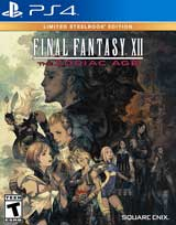 Final Fantasy XII: The Zodiac Age Steelbook Edition