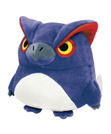 Monster Hunter Nargacuga Soft and Springy Plush