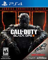 Call of Duty Black Ops III: Zombies Chronicles Edition