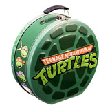 Teenage Mutant Ninja Turtles Embossed Shaped Tin Tote