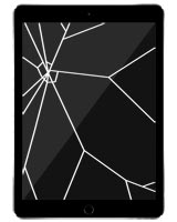 iPad Air Repairs: Glass Screen Replacement Service Black