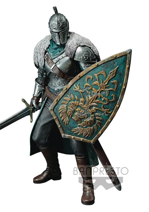 Dark Souls: Sculpture Collection Volume 1 Faraam Knight Figure