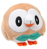 Pokemon Select Rowlet 8