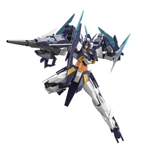 Gundam: Age II Magnum MG Model Kit