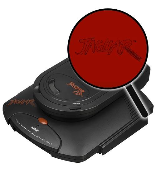 Atari Jaguar CD Repairs: Red Screen of Death Repair Service