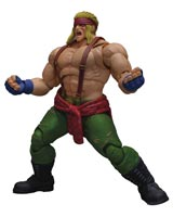 Street Fighter V: Alex Storm Collectibles Action Figure