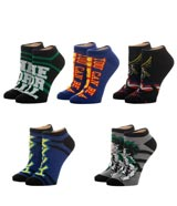 My Hero Academia Ankle Socks 5 Pack
