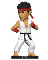 Street Fighter Ryu Bobblehead