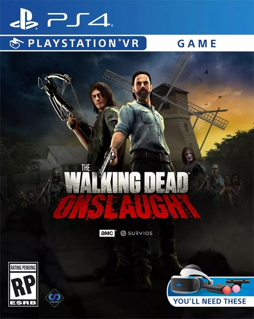 Walking Dead Onslaught VR