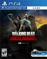 Walking Dead Onslaught VR