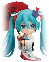 Character Vocal Series 01 Hatsune Miku Korin Kimono Nendoroid